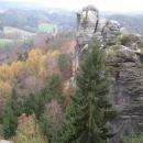 Бастай осенью. Германия.