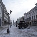 Главная пешеходная улица Казани – ул. Баумана.