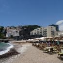 Пляж у Старого города Будва - Ричардова глава.