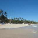 Пляж отеля Memories Splash 5*. Пунта Кана. Доминикана.