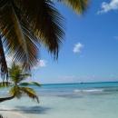 Пляж Баваро. Доминикана.