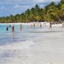 Пляж Баваро. Курорт Пунта-Кана в Доминикане.