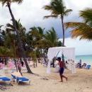 Пляж Арена-Горда. Пляж отеля Riu Naiboa 4*. Доминикана.