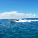 Морская прогулка на остров Саона в Доминикане.