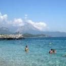 Пляжи Кемера являются обладателями «Голубого флага».