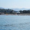 Пляжи курортного поселка Кабардинка.