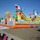 Развлечения для детей на курортах России.
