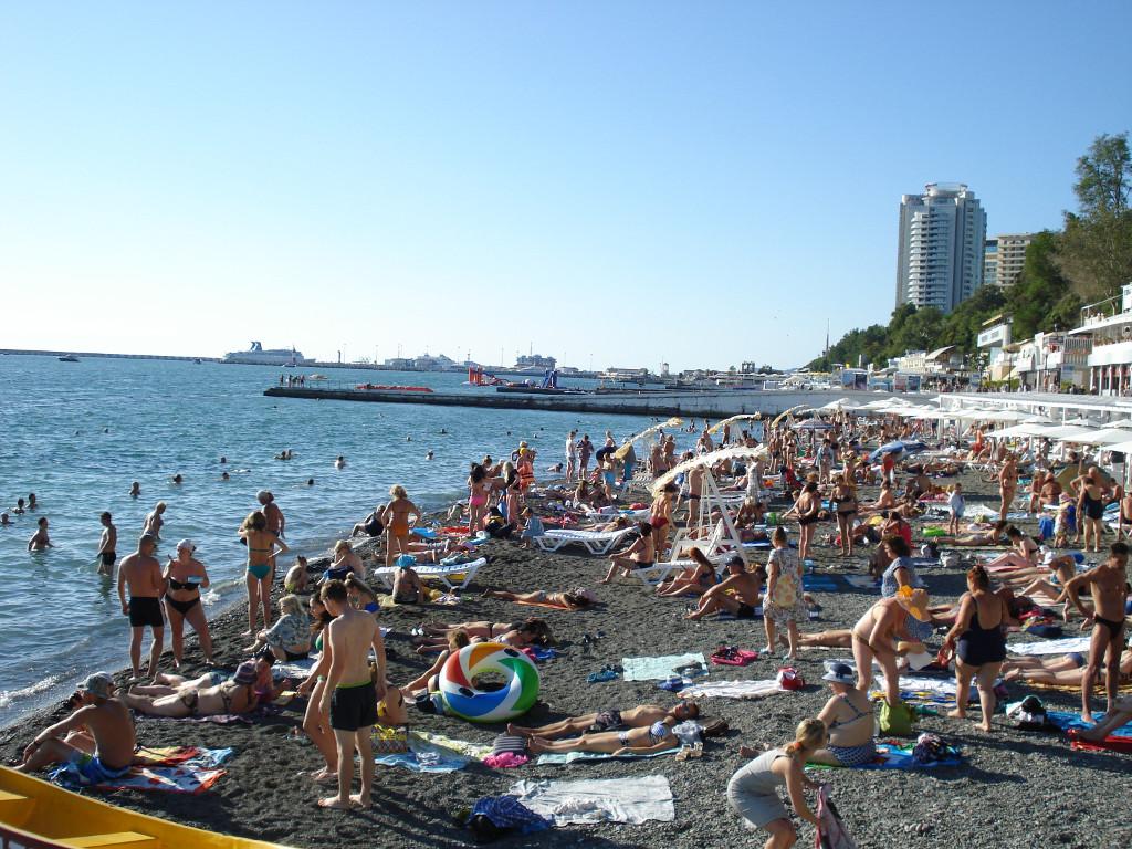 город сочи картинки пляж взаимодействие смартфоном будет