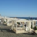 Пляж Сочи. Музыка в стиле «Челаут».