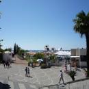 Аквапарк «Маяк» на центральной набережной Сочи.