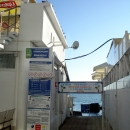 Вход на «Приморский» пляж. Сочи.
