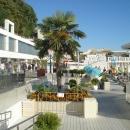Центральная набережная Сочи. Пляж «Арарий».
