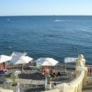 Центральная набережная Сочи. Спуск на пляж «Цирк».
