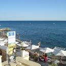 Пляж «Цирк» - один из лучших пляжей Сочи.