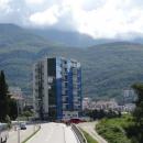 Курорт Бечичи для пляжного отдыха в Черногории.