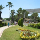 Пляжный отдых в отелях Турции.