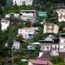 Поселок Цандрипш. Курорт Гагра. Абхазия.