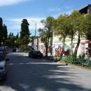 Улицы поселка Цандрипш. Гагра. Абхазия.