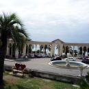 Колоннада Гагры. Абхазия.