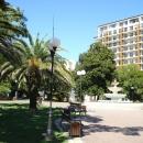 Парк имени Фрунзе. Сочи.