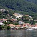 Города и курорты по берегам Боко - Которского залива.