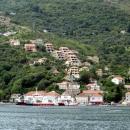 Боко-Которский залив. Морская экскурсия. Отдых в Черногории.
