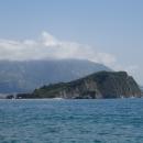 Остров Святого Николая - единственный остров Будванской Ривьеры.