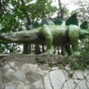 Скульптуры в Сафари-парке, Геленджик.