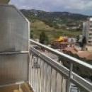 Вид на холмы испанского курорта Калелья из отеля «Президент».