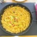 Паэлья – фирменное блюдо Испании.