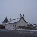Южный корпус Пушечного двора Казанского кремля.