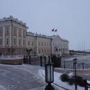 Представительский корпус Пушечного двора Казанского кремля.