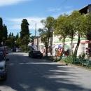 Улицы в поселке Цандрипш. Абхазия.