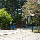 Зона отдыха  Цандрипш Абхазия.