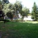 Вид на бассейн дом отдыха Псоу Цандрипш Абхазия.