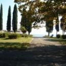 Путь на пляж пос Цандрыпш. Абхазия.