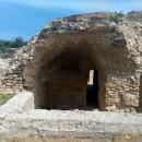 Руины древнего Карфагена. Тунис.