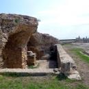 Древности Карфагена в Тунисе.