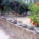 Находки в древнем городе Карфаген. Тунис.