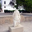 Скульптуры Карфагена. Тунис.