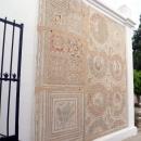 Мозаичные панно в Карфагене. Тунис.