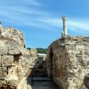 Тунис времени Римской империи. Карфаген.