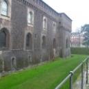 Кастелло Сфорцеско – одна из главных достопримечательностей Милана.