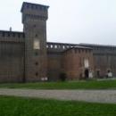 Кастелло Сфорцеско (Castello Sforzesco) – замок построенный во второй половине XIV в.