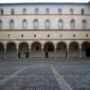 В Кастелло Сфорцеско расположены городские музеи.