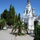 Собор Святого Архистратига Архангела Михаила в Сочи.