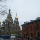 Храм Спаса-на-Крови в Санкт-Петербурге (Собор Воскресения Христова на Крови).
