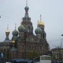 Православная церковь Воскресения Христова в Санкт-Петербурге построена на месте смертельного покушения на царя Александра II.
