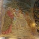 Мозаики собора Воскресения Христова на Крови включают 68 сюжетов на библейские и евангельские темы.