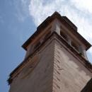 Колокольня храма Святого Иоанна Крестителя в Будве.